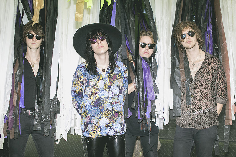 LADYGUNN 1 The Struts (by Mallory Turner)