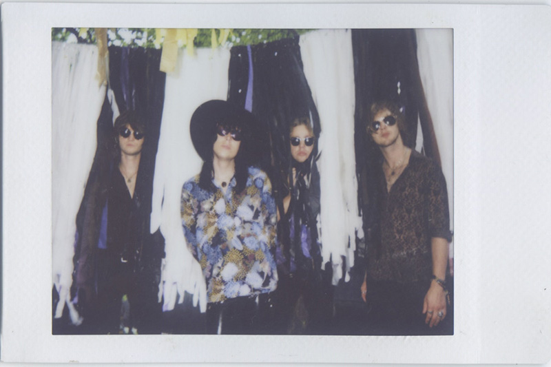 LADYGUNN The Struts 2 (by Mallory Turner)
