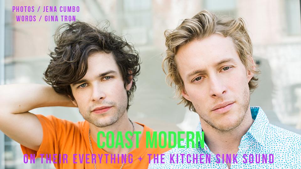 COAST MODERN ON THEIR EVERYTHING + THE KITCHEN SINK SOUND