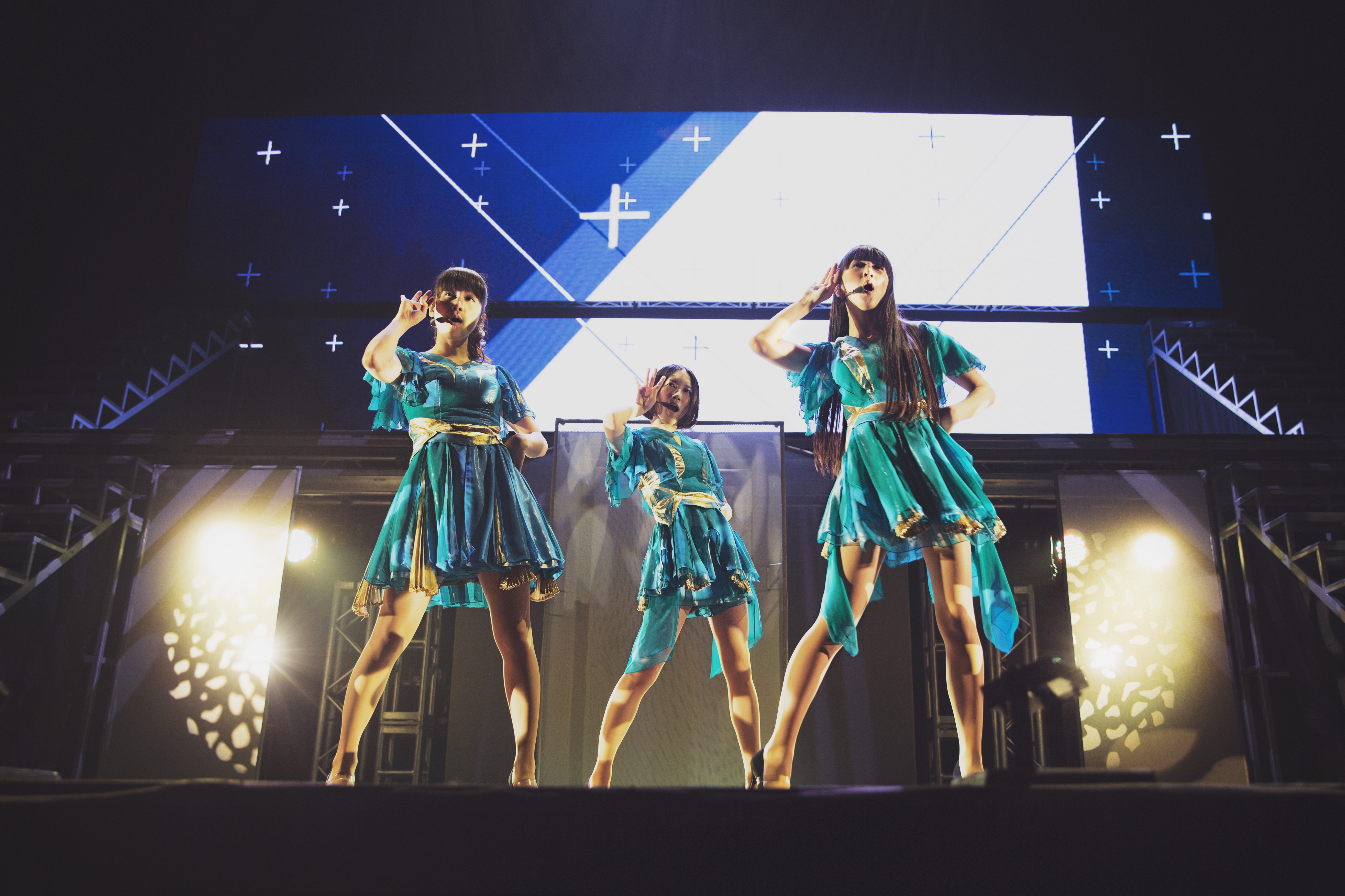 Tuned In Tokyo >> PERFUME LIVE + IN COSTUME: THE QUEENS OF J-POP TAKE OVER NEW YORK CITY | LADYGUNN
