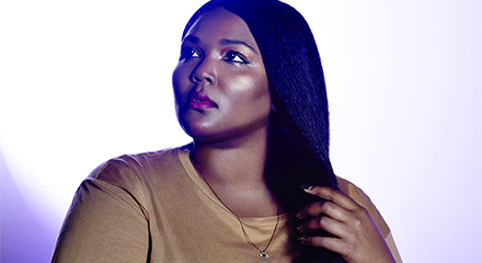 Lizzo On Coconut Oil, Gospel and Style