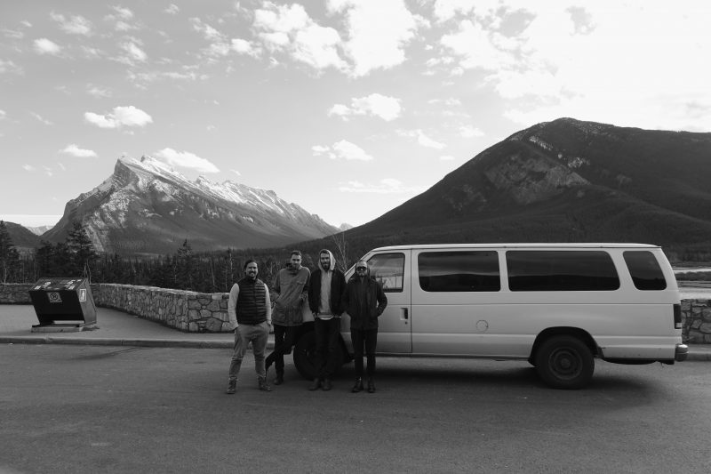 Family Photo, The Canadian Rockies, 11/08/2016
