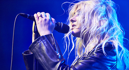 LIVE REVIEW: THE PRETTY RECKLESS @ TERMINAL 5