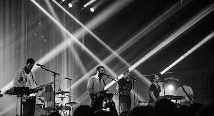 LIVE REVIEW: LOCAL NATIVES @ Terminal 5
