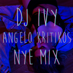 NYE AFFFFF: ANGELO KRITIKOS AND DJ IVY SHARE THEIR NEW YEARS EVE PARTY TIPS ++ EXCLUSIVE PLAYLIST