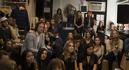 SOFAR SOUNDS X CAT CALL X LADYGUNN