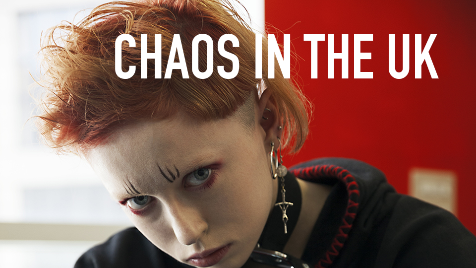CHAOS IN THE UK